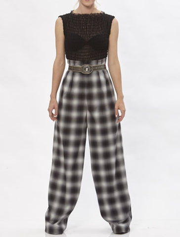 Katherine Pleated Pant