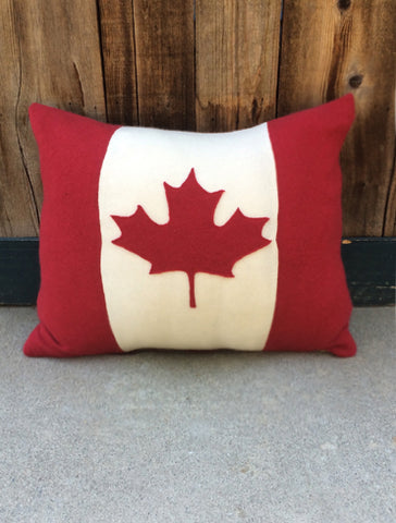 Canadian Pillow