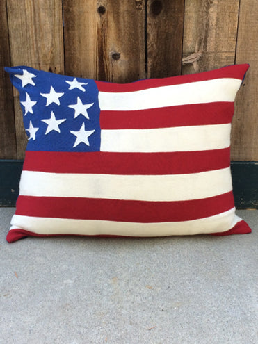 Stars and Stripes Pillow