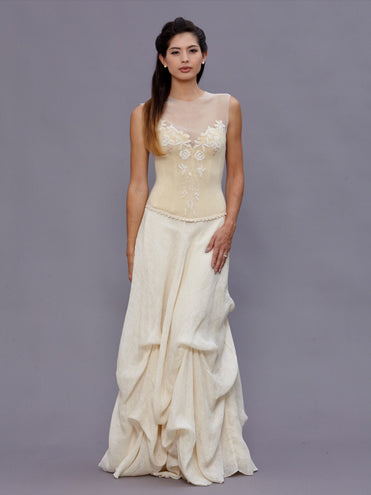 Janet Beaded Wedding Gown