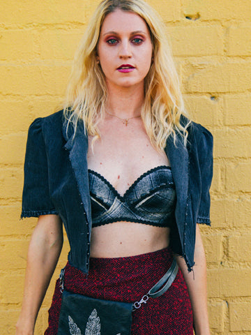 Courtney Bralette