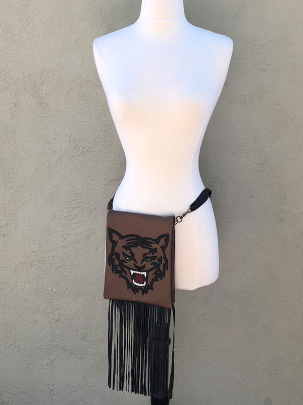 Tiger Crossbody/Belt Bag