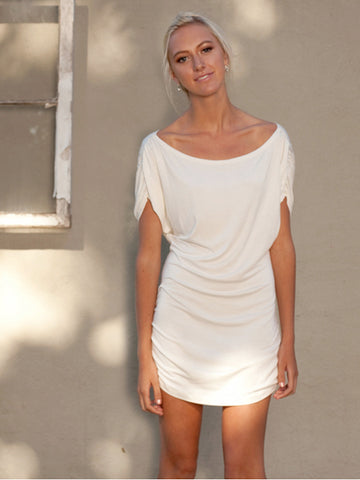 Faye Mini Modal Dress./Top