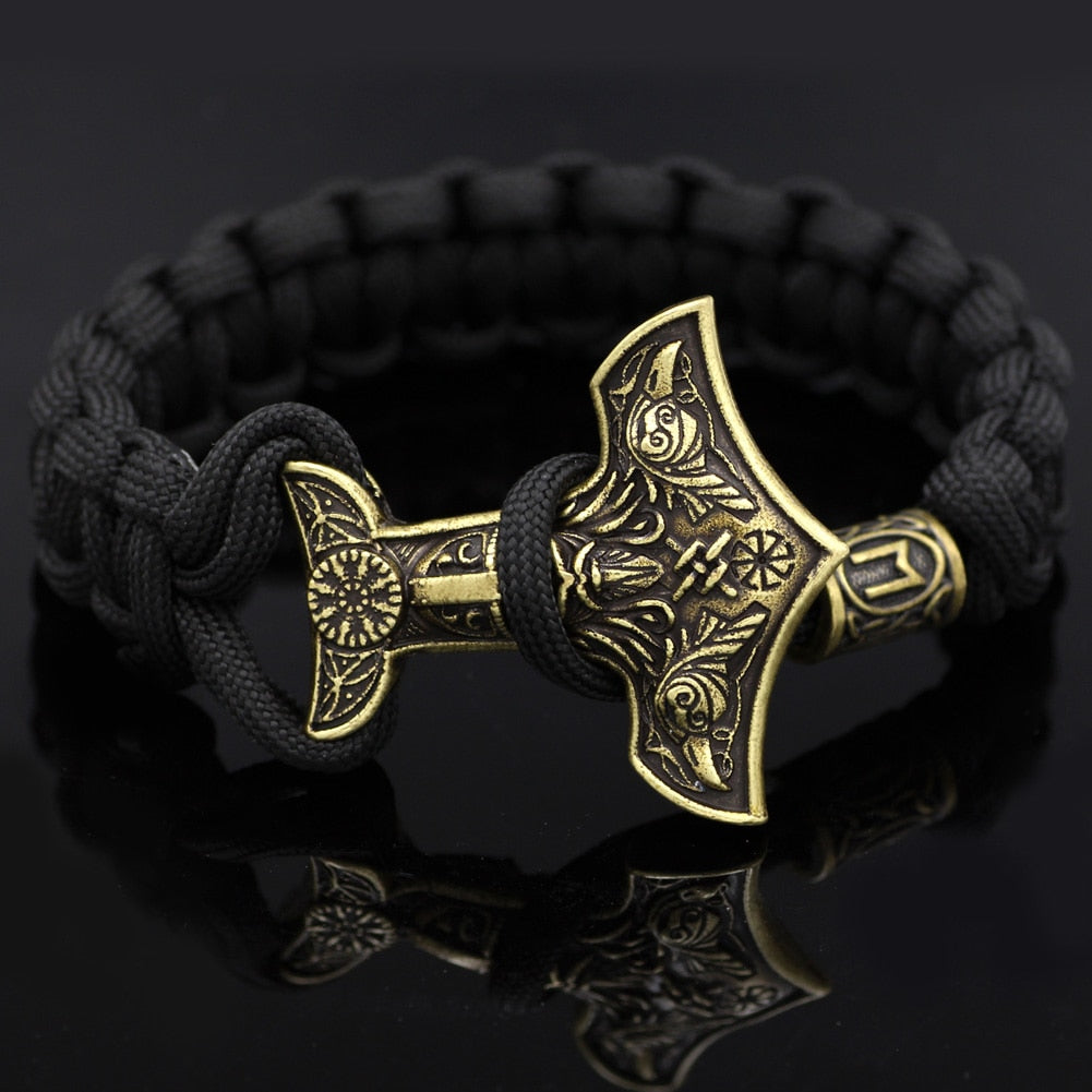 Viking Paracord Bracelet
