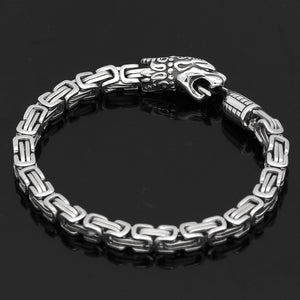 Viking Box Chain Bracelet