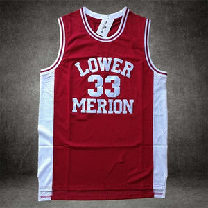 cdb25dfc626 kobe bryant lower merion high school basketball jersey