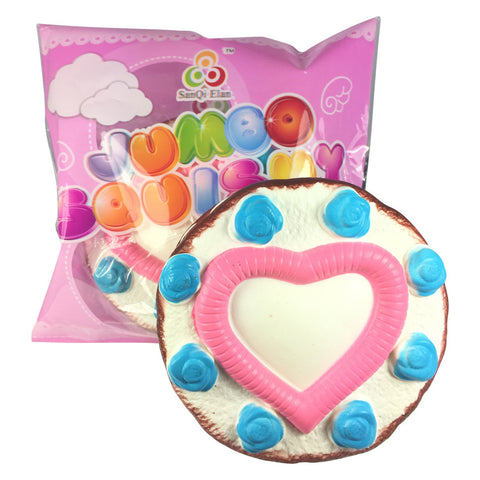 Heart MARSHMALLOW Cake Squishy