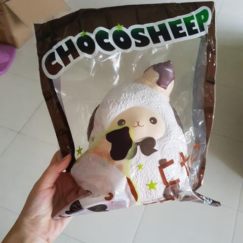 Choco Sheep Squishy