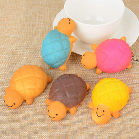 Teenage Squishie Cutie Turtles v.2