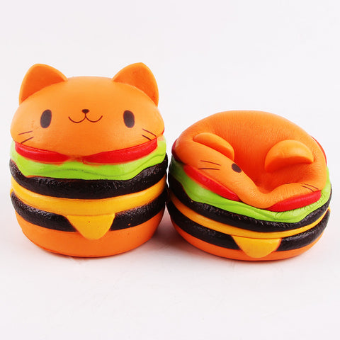 One Purr-fect Burger