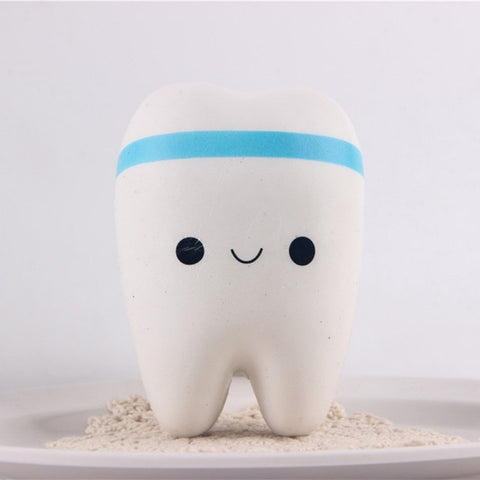 Squishies are Great – and That's the Tooth!