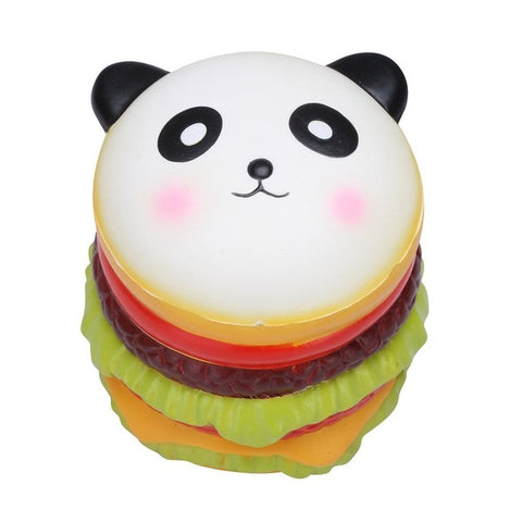 Panda-ing to the Burger Fans