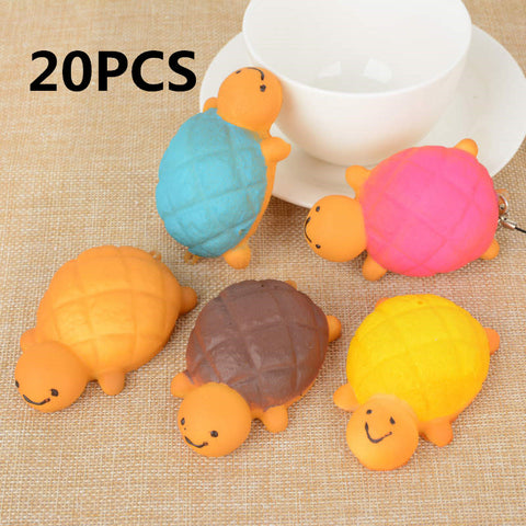 Teenage Squishie Cutie Turtles v. 2 – 20 PIECE SET