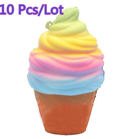 The Rainbow Cone-ection SET – 10 PIECE SET