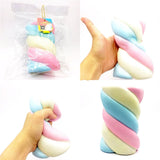 Cotton Candy Marshmallow Twist