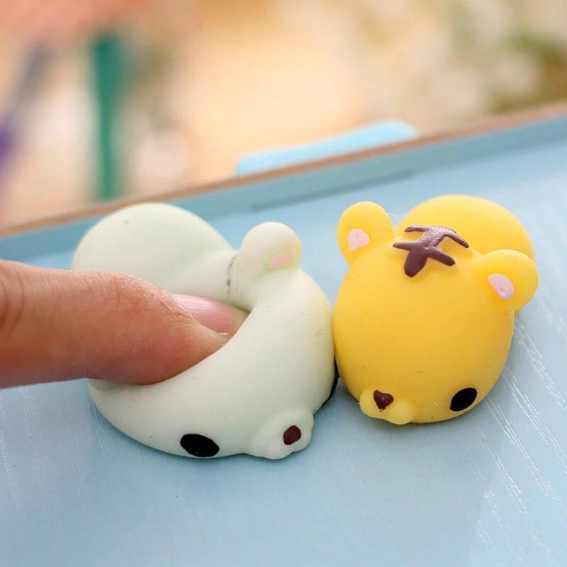 Squishy Toys Review : 8 Mochanimals ? WSH Collection