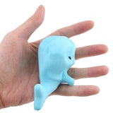 """Big Blue"" the Whale Squishie"