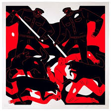 Cleon Peterson - Blood & Soil (Over the Influence)