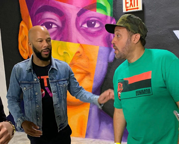 paul branton and common