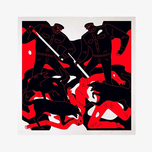 Cleon Peterson - Out For Blood - OCCI