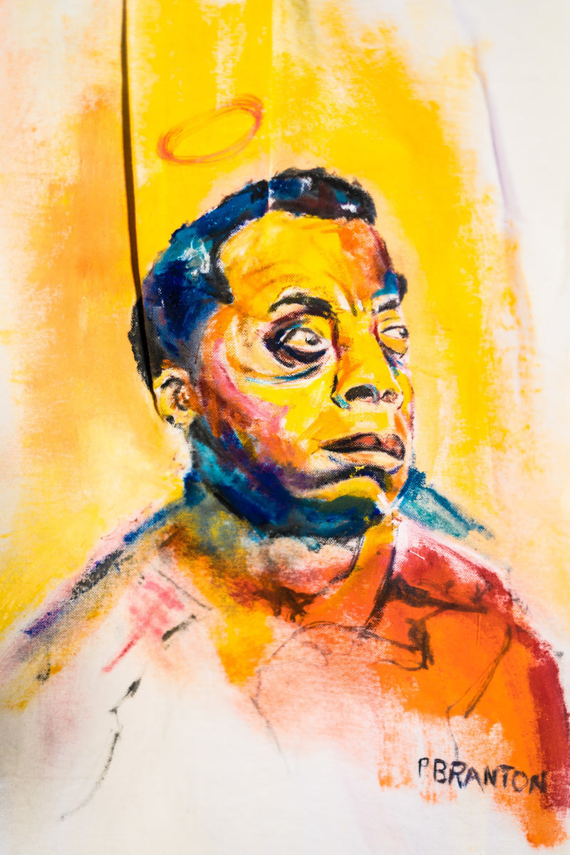 James Baldwin (Paul Branton) - OCCI