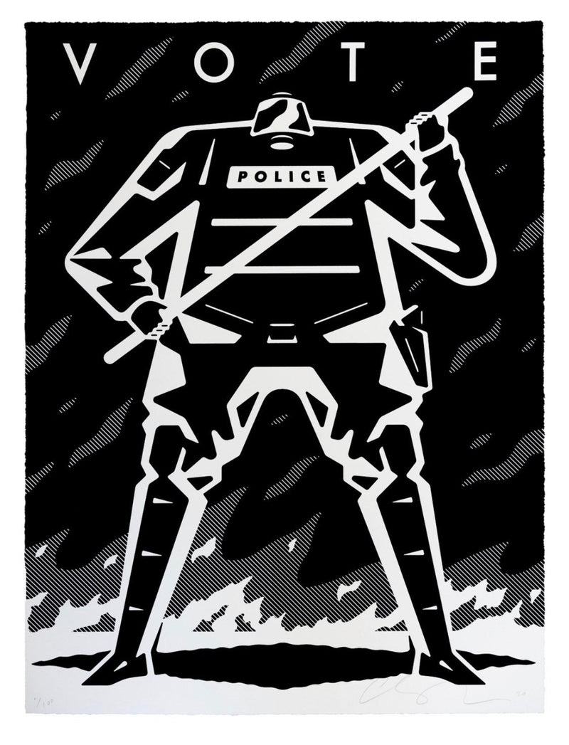 "CLEON PETERSON - ""VOTE"""