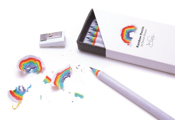 Rainbow Pencil Multicolor Pencil