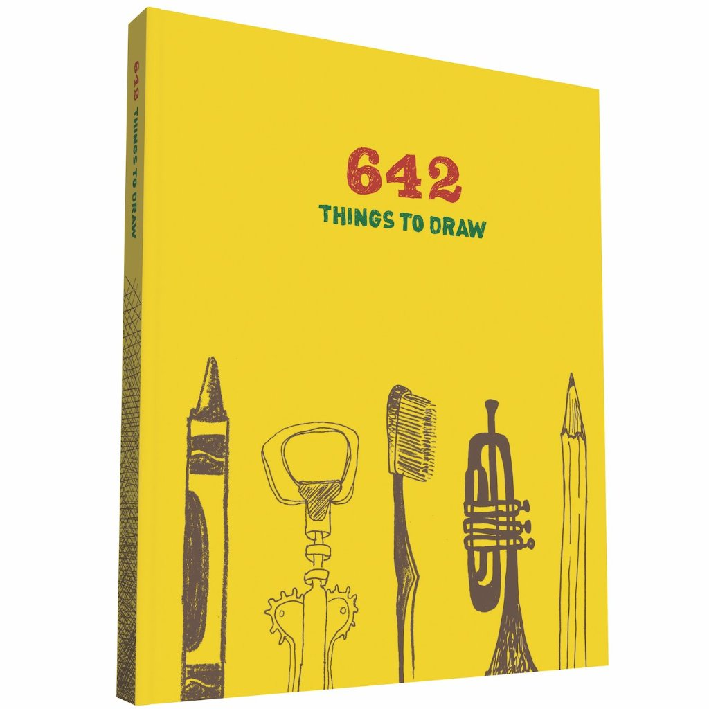 642 Things to Draw - My Modern Met Store