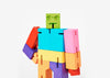 'Cubebot' Multicolored Wood - My Modern Met Store