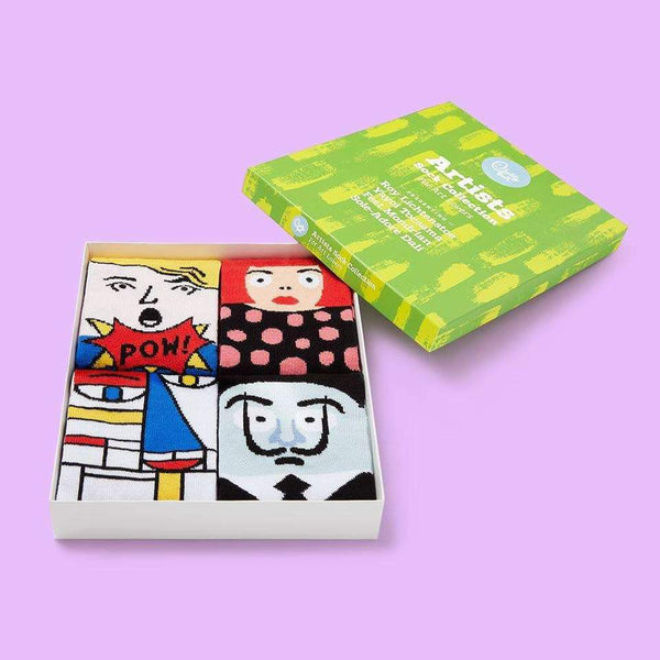 Modern Artists Socks Gift Set - My Modern Met Store