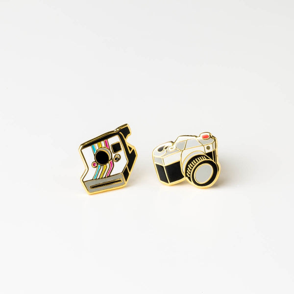 Camera Earrings - My Modern Met Store