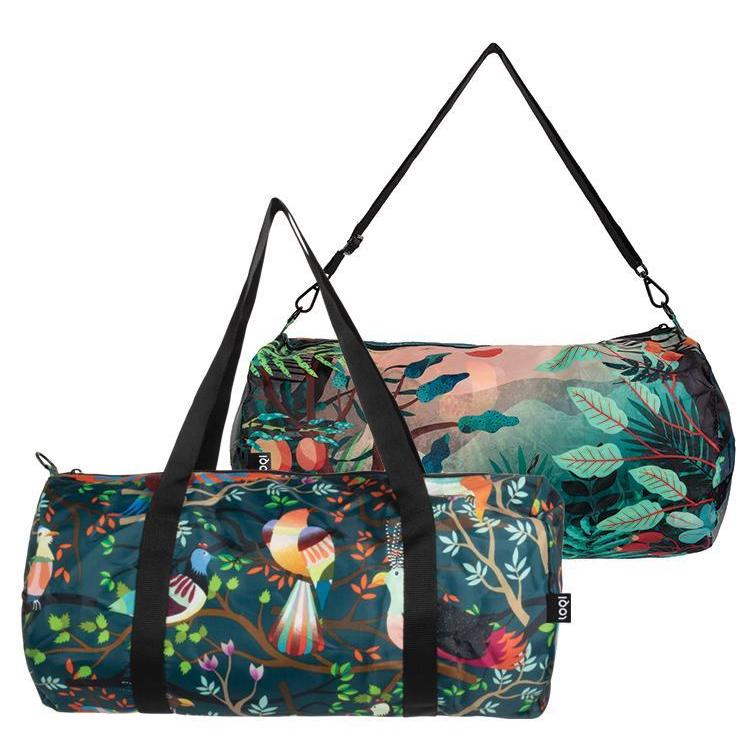 'Bird & Arbaro' Reversible Weekender Bag - My Modern Met Store