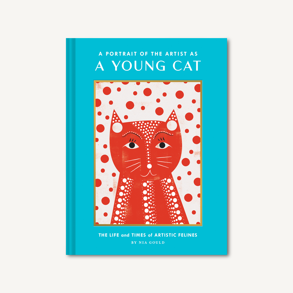 A Portrait of the Artist as a Young Cat Book