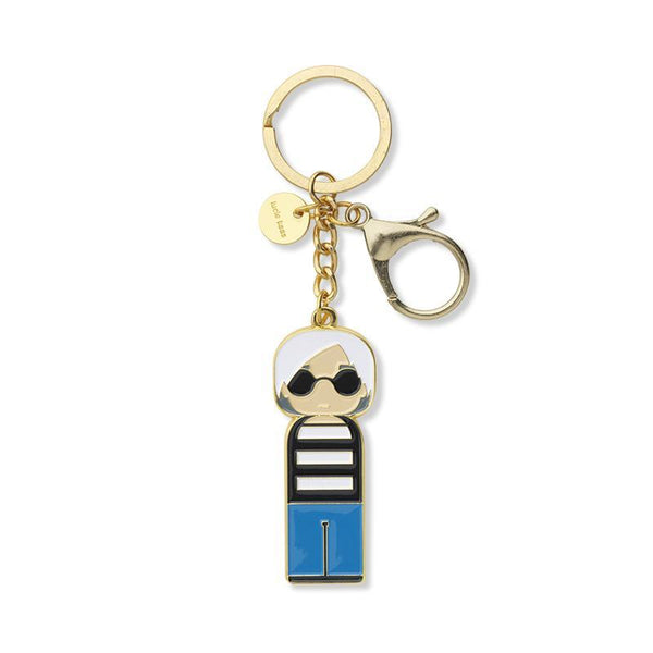 Andy Keychain - My Modern Met Store