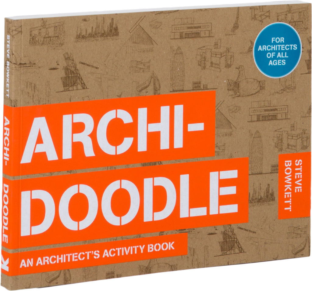 Archidoodle: The Architect's Activity Book - My Modern Met Store