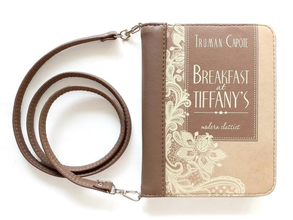 'Breakfast at Tiffany's' Book Clutch - My Modern Met Store