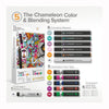 Chameleon Color & Blending System Complementary Pastel Colors Set