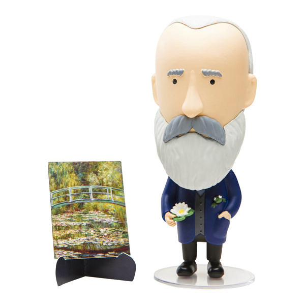Claude Monet Action Figure - My Modern Met Store