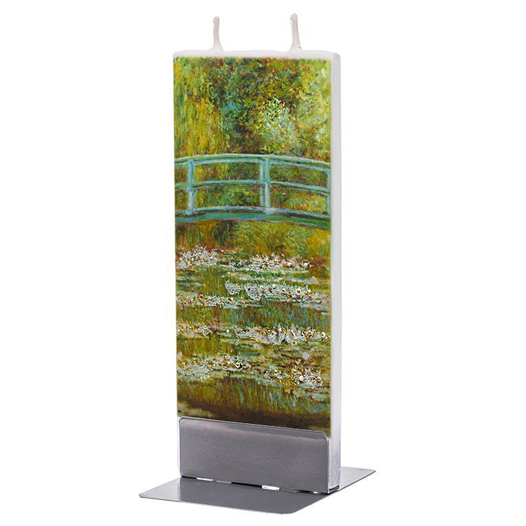 'The Japanese Footbridge' Candle - My Modern Met Store