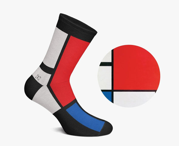 Composition II Socks by Curator Socks
