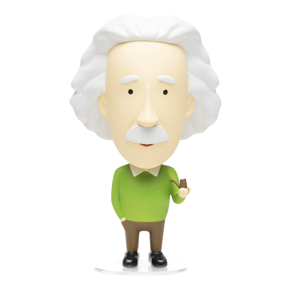 Albert Einstein Action Figure - My Modern Met Store
