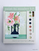 Flower Paint by Number Kit
