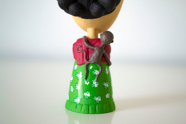 Frida Kahlo Vinyl Art Toy Is A Playful Homage To The