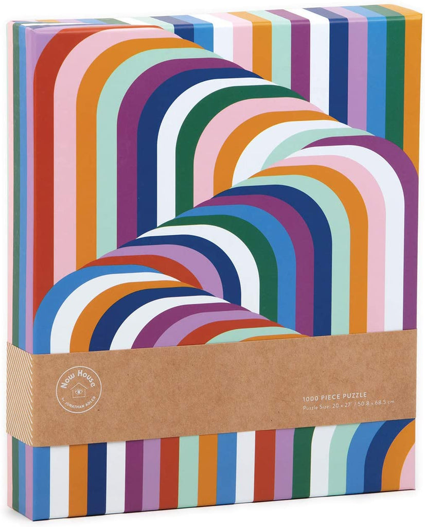 Now House by Jonathan Adler 1,000 Piece Vertigo Puzzle - My Modern Met Store