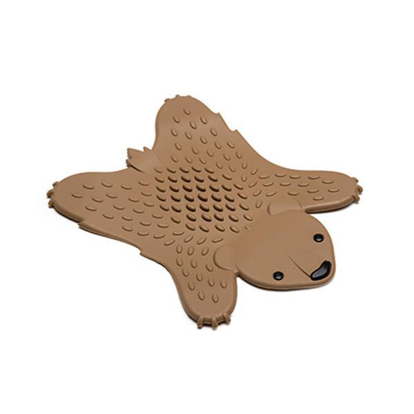 Grizzly Silicone Trivet