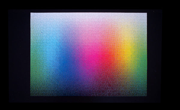 Halftone Colors Puzzle