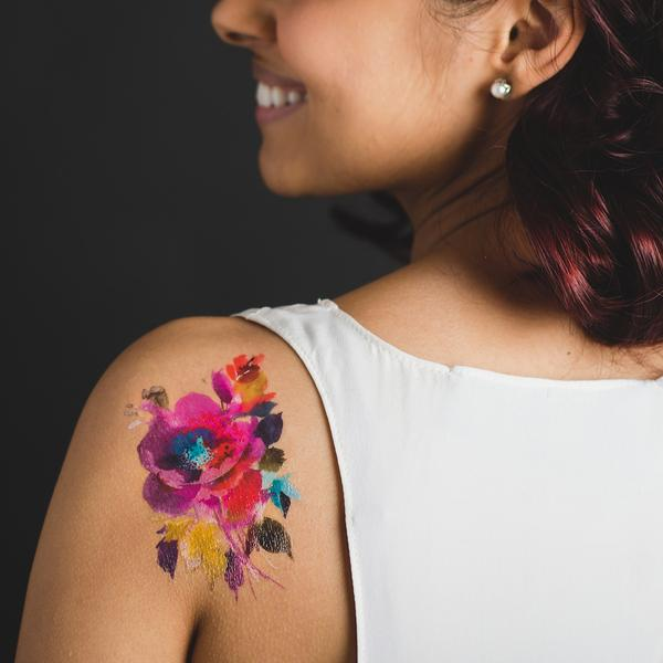 Temporary Tattoo for Women