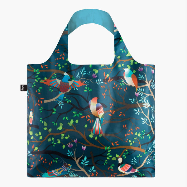 Birds Reusable Tote Bag