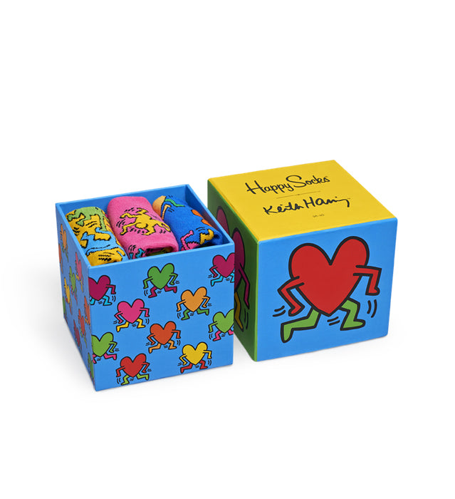 Keith Haring Sock Box Set - My Modern Met Store