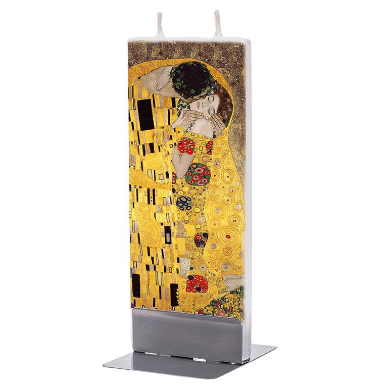 'The Kiss' Candle - My Modern Met Store